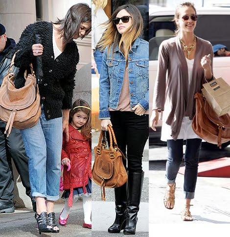 Celebrity Handbags