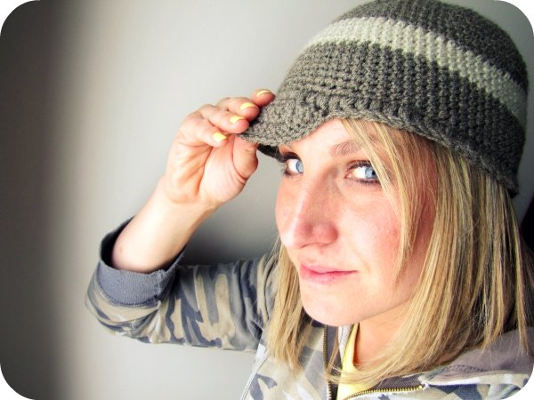 Crochet Hat - Crochet Me