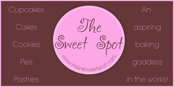 The Sweet Spot ~ A Bakers Blog
