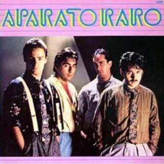 Aparato Raro - Aparato Raro (CD, Album) [1985] Imagen+--