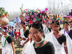 Cultureal program on Meghauli tourism festival