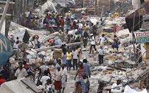 Οι κυανόκρανοι έφεραν τη χολέρα στην Αϊτή!