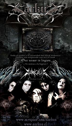 Sarkus - our name is legion 2008