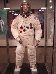 Extravehicular Space Suit