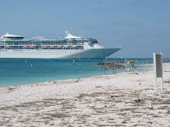 Cruise Ship in Key West Channel