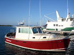Boat From Great Island Boat Yard