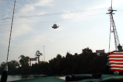Gondolas Carrying Clubs Not Skiis