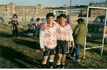 DOMINGO (cochon) OYARZO Y PABLO (cucho)MENDEZ