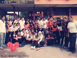 MGSS MARCHING BAND EX'S