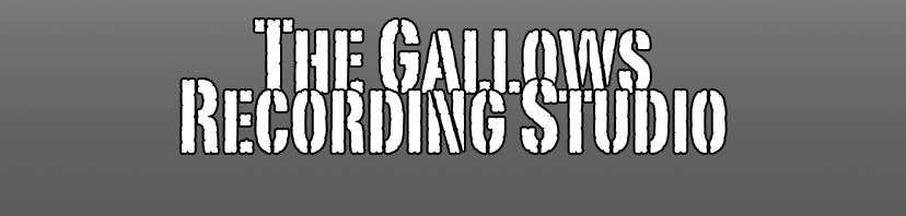 The Gallows Recording Studio