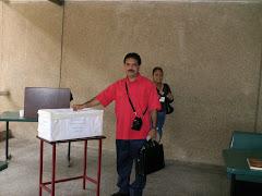 PRIMERA ELECCIÓN DEL COORDINADOR(A) DEL PROGRAMA DE FORMACIÓN DE ESTUDIOS JURÍDICOS JULIO-12008