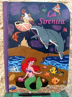 La Sirenita (tapa)