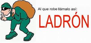 LADRONES