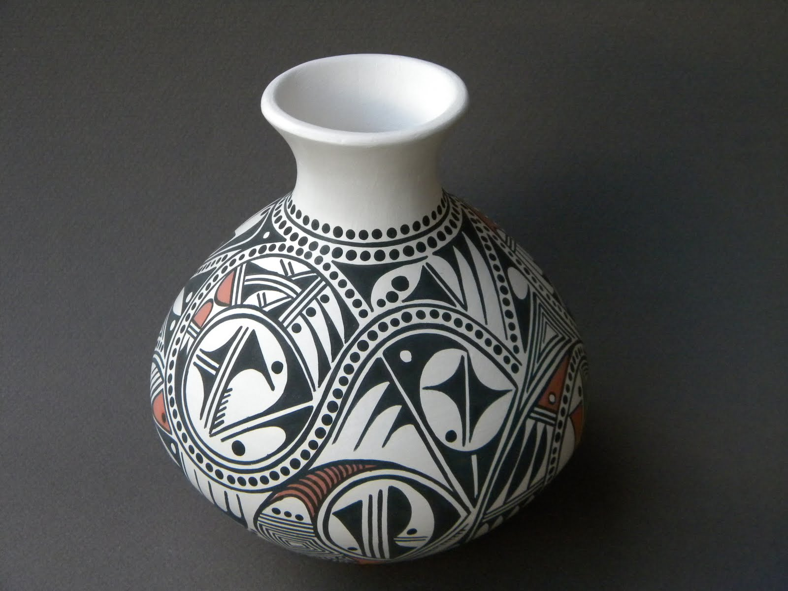 two tribes pottery november 2009