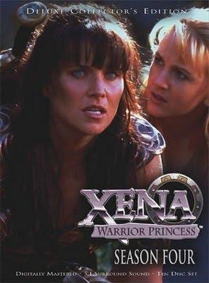 Xena A Princesa Guerreira 4 temporada