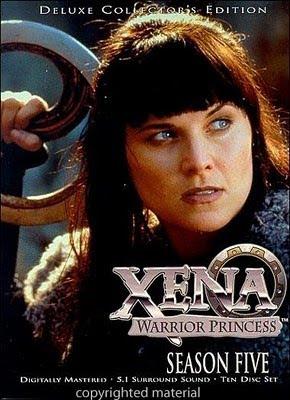 Xena A Princesa Guerreira 5 temporada