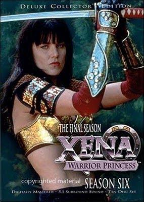 Xena A Princesa Guerreira 6 temporada