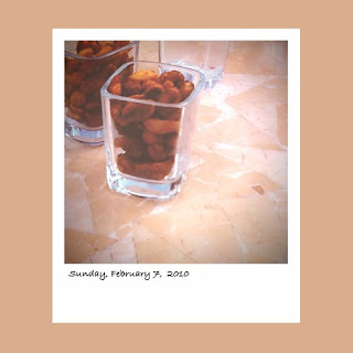 spicy peanuts at the Opryland Resort Nashville iPhone polaroid