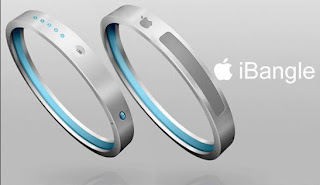iPod Bangle, bracelet, iPods of the future