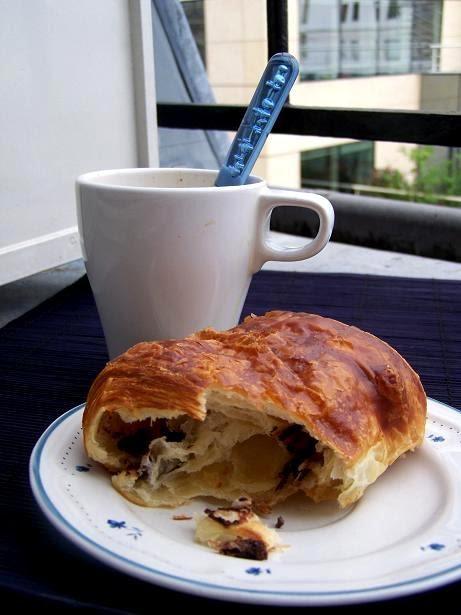La polpetta perfetta colazione con vista sui tetti di for Colazione parigi