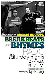 Breakbeats & Rhymes Radio!