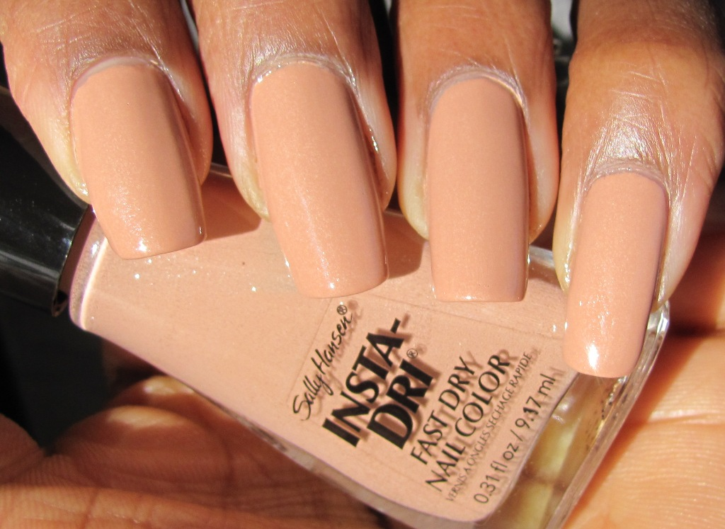 ANOTHER Bottle of Polish?!: Sally Hansen Insta-Dri - Quick Sand
