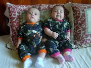 Diogo e Açucena 4 meses!
