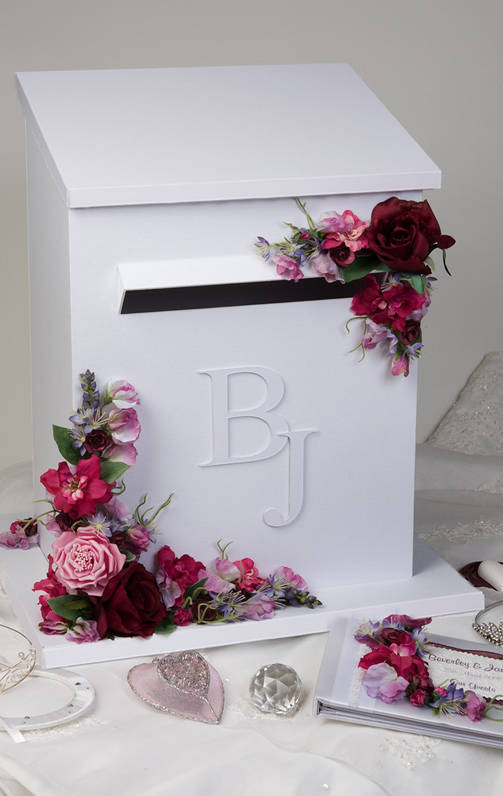 ... UK Asian Wedding Blog: Wedding Post Box..Keeping all your cards safe