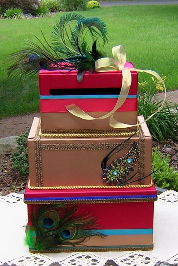 Indian Wedding Card Gift Box Ideas Lading for – Card Gift Box Wedding