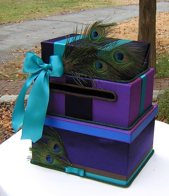 Unique Wedding Favor Boxes