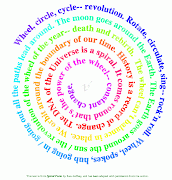Sharing Poem: May 2010