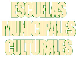 ESCUELAS CULTURALES.