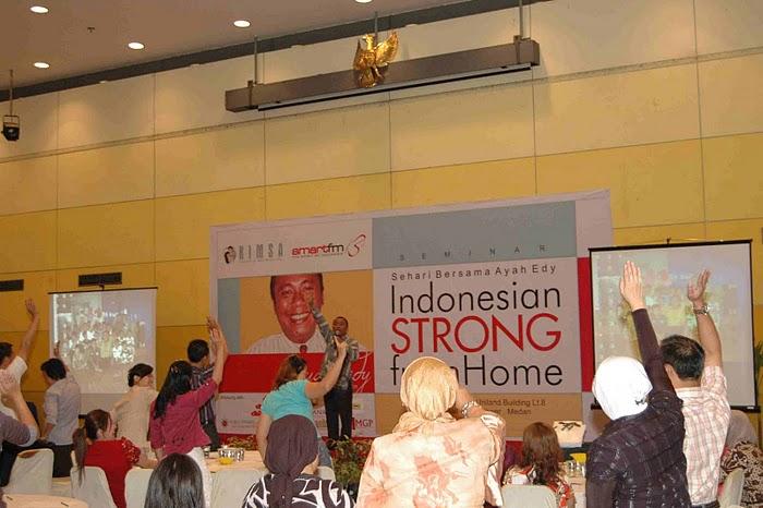 Seminar bersama KIMSA, Komunitas Ibu-ibu Muda Sayang Anak
