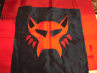 transformers maximals symbol pillow craft