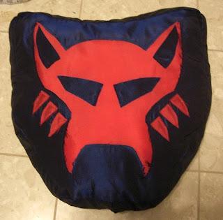 transformers maximals symbol pillow craft