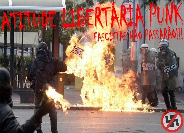 Atitude Libertária Punk