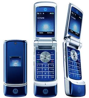 Motorola KRZR K1 Sim Free Mobile Phone
