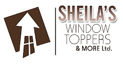 Sheila's Window Toppers & More