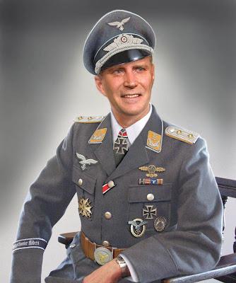 Présentation du soldat Wessel ! Luftwaffe