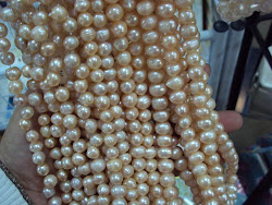 pearly fresh water pearl