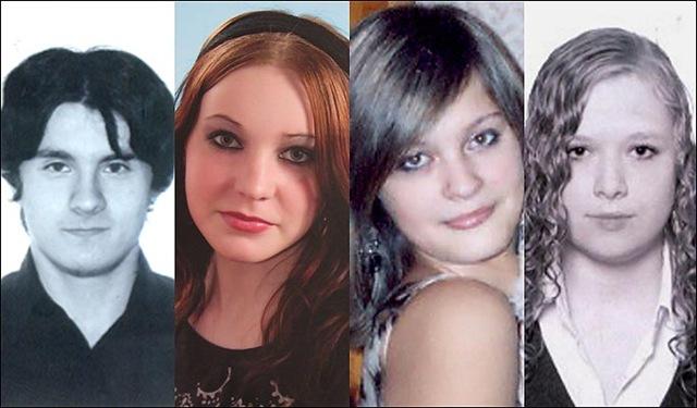 Prog adolescentes condenados por asesinato