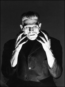 Frankenstein's Monster - A bit of trivia, his name was Adam.