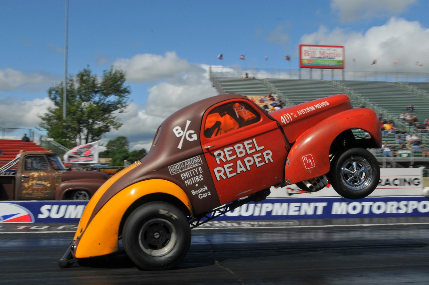Old Gassers Drag Racing