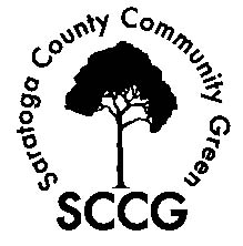 Saratoga County Community Green