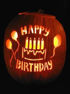 Punk Rock Parents: Happy Birthday Halloween