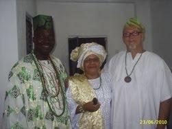 Oluwo Kolawole, Iyanifa Ifayemi e Babalawo Ifalade