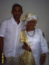 Meu esposo, asogun de Ogun