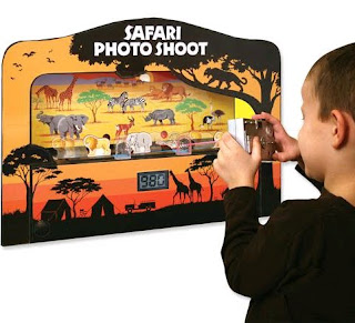 Safari Photo Shoots Game