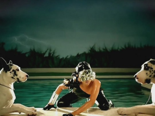 lady gaga in soundtrack poker face