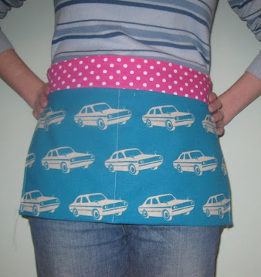 Craft Vendor Apron
